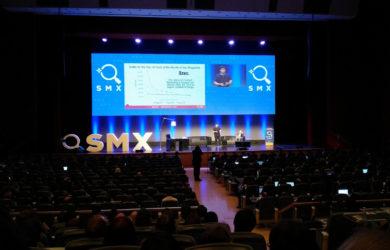 Eine Keynote der SMX München 2018