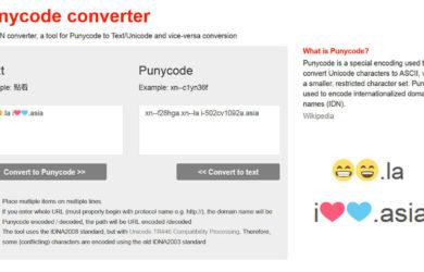 Emojis in Länder-Domains möglich