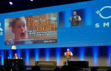 Greg Gifford rät in Sachen Mobile und Voice Search dazu, die Nerven zu bewahren