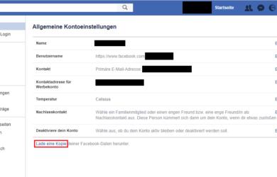 Facebook verstößt gegen Datenschutz, wenn man dem britischen Parlament Glauben schenkt.