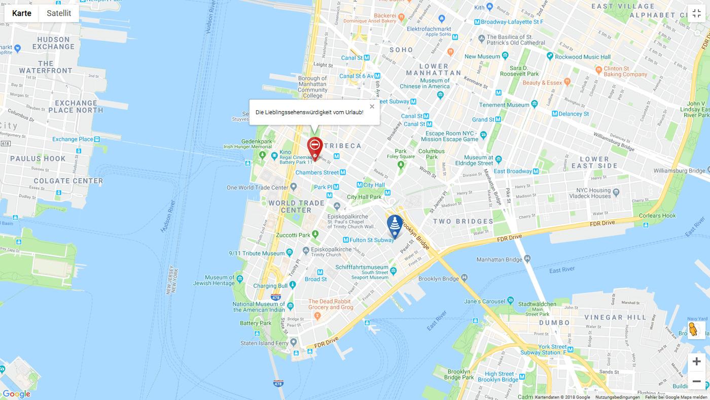 WordPress Google Maps Widget Pro Test: das schnellste Maps ...