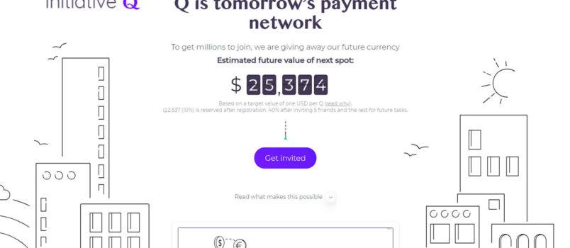 Initiative Q Fakten zur neuen Währung