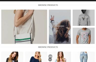 Beste WordPress WooCommerce-Themes 2019